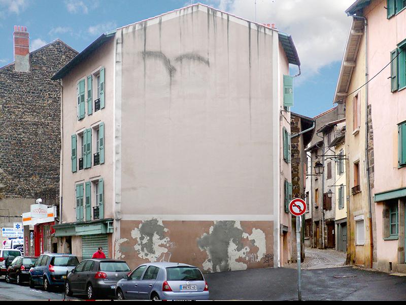 Accueil - A Fresco. Fresque Le Puy en Velay - avant