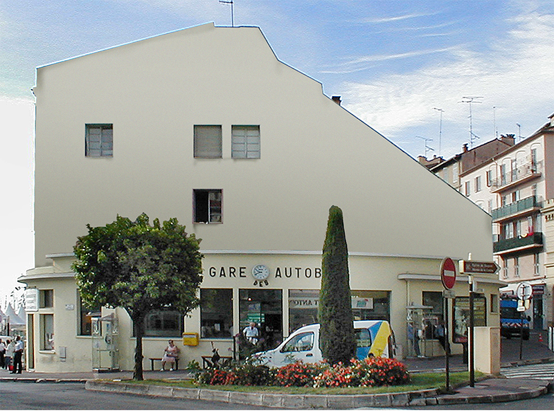 Accueil - A Fresco. Fresque Cannes - avant