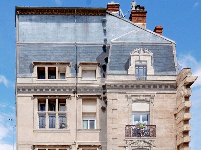 Toît - Place Antoine Emile Moulin